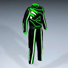 Axcel Cik Level 2 Adult Karting Suit