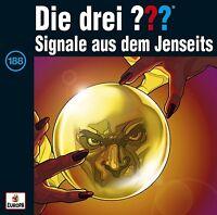 DIE DREI ??? - 188: SIGNALE AUS DEM JENSEITS   CD NEU