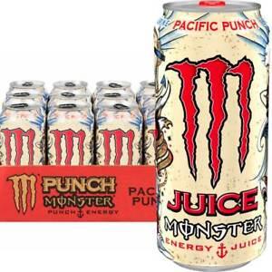 Monster Energy Monster Juice Pacific Punch 12 x 500ml