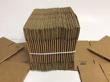 ULINE - Shipping Boxes -  4 Boxes -  7 x 5 x 4
