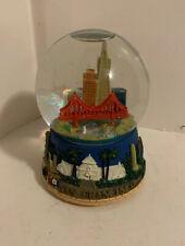 San Francisco Snow Globe Golden Gate Bridge & City Music Box Snow Globe