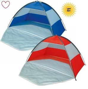 Tent Ultra-Violet Protection Beach Shelter Garden Sun Shade Kids