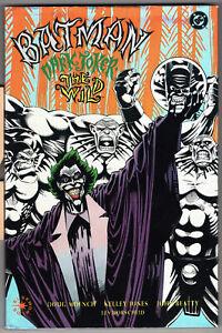 Batman - Dark Joker The Wild HC, Doug Moench, Kelley Jones