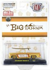 Chase 1973 CHEVROLET CHEYENNE PICKUP SURFBOARD BIG KAHUNA 1/64 M2 31500-MJS28