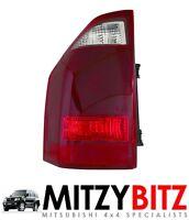 REAR TAIL LIGHT LAMP L/H for MITSUBISHI SHOGUN MK3 2002-2006 3.2 DID 3.5 GDI