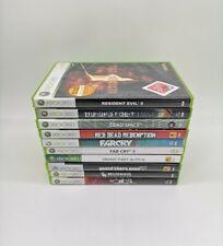 Xbox 360 Spielepaket | Microsoft | Konvolut | Bundle | Sammlung | USK18