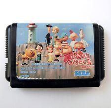 Rare Hyokkori Hyoutanjima (JAP) pour Megadrive -Game for Sega Megadrive (NTSC/J)