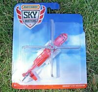 Sikorsky S-92 Helicopter. MBX Coast Patrol 2019 Matchbox Sky Busters GDY48. New!