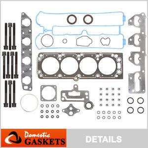Fits 06-08 Suzuki Forenza Chevrolet Optra 2.0L DOHC Head Gasket Set Bolts A20DMS