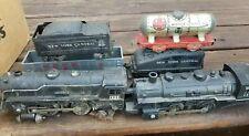Marx Vintage Train Set w/Engine #999 & Cars track transformer