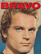Bravo 1966 / 43 Winnetou (Pierre Brice und Marie Versini), James Bond, Manuela
