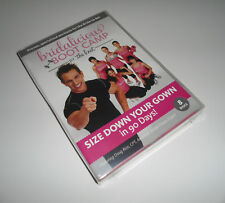 The Knot Bridalicious Boot Camp Bride Wedding Workout 8 DVD Set NEW Doug Rice