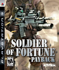 Soldier of Fortune: Payback PS3 New Playstation 3