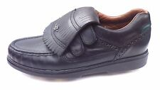 new size 6.1/2 leather golf shoes ebay best seller spiked sole in black sale