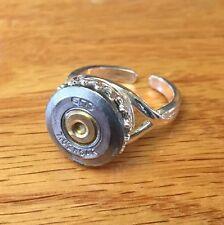 Russian Sniper 7.62 x 54r Steel Bullet Casing Ring