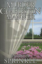 Murder in the Charleston Manner: A Silver Dagger Mystery by Patricia H....