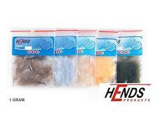 Hends CDC Federn 1 Gram Tasche Auswahl super Farben
