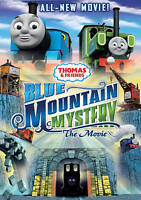 Thomas & Friends: Blue Mountain Mystery - The Movie - [DVD Disc Only]