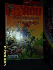 2001 Spirou Large Comic Magazine #3287 Scary Creatures Humour Satire