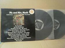 JACKIE TRENT & TONY HATCH - MR. & MRS. MUSIC ORIG AUS PRESS. B/S ASTOR 2LP'S