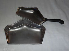 VINTAGE DINING KITCHEN  M MEANS B BEST TABLE CRUMB SCRAPER & TRAY