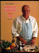 Pol Martin--schnelle Gerichte für jeden Tag--Band 2--Kochbuch-TOP