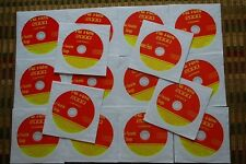 16 CDG DISCS KARAOKE CD+G ALL HITS CREAM,STYX,GREEN DAY,DEEP PURPLE CDG MUSIC