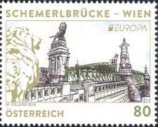 Austria 2018 Europa/Bridges/Architecture/Transport/Buildings 1v (at1312)