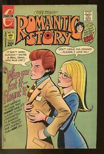 ROMANTIC STORY #121 FINE 6.0 1972 CHARLTON COMICS