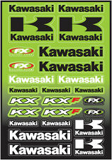 NEW FX 2015 MOTO UNIVERSAL OEM STICKER KITS KAWASAKI 09-68130 FACTORY EFFEX