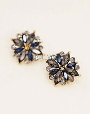 Korea fashion style stud earrings luxury delicate noble stars design female gift