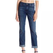 NYDJ Women' Jeans Leann Boyfriend Medium Wash Size 00P