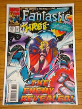 FANTASTIC FOUR #384 VOL1 MARVEL COMICS JANUARY 1994