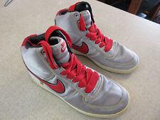 5096d2c85878 Men s NIKE  Vandal Supreme 03  Size 8.5 US Shoes Silver Red ExCon ...
