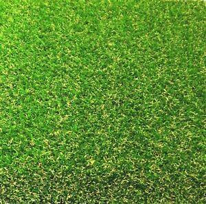 B-GRADE 38MM ARTIFICIAL GRASS - 5M WIDE ONLY - £8.50 PER SQ MTR - STRIPE FAULTS
