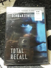 Total Recall Special Edition NEW SEALED DVD Arnold Schwarzenegger Free Shipping