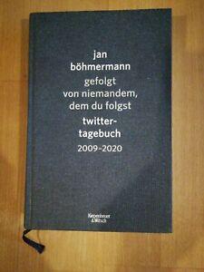 Gefolgt von niemandem, dem du folgst von Jan Böhmermann