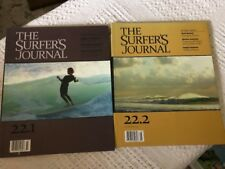 2 Surfers Journal & 5 Surfer Magazines