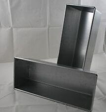 Kastenform, Brotbackform, Verbundwerkstoff Stahl aluminiert, 1,5 kg