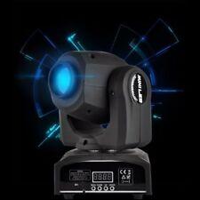 60W RGBW LED Moving Head Stage Lighting DMX-512 DJ Disco Club Lights US Fast