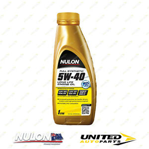 NULON Full Synthetic 5W-40 Long Life Engine Oil 1L for AUDI A6 Brand New