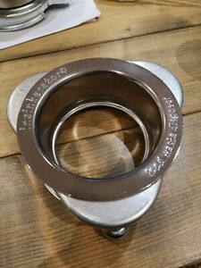 InSinkErator Quick Lock Mount Flange, Gasket, NEW original Genuine.