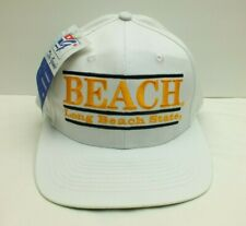 VTG Long Beach State NCAA Retro Vintage Bar Cap Snapback Hat NEW G Cap
