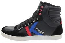 108715-410 Kappa Korea ll mid 894783 Leder High Top Sneaker schwarz EUR 41