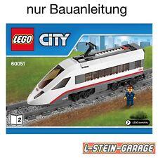 LEGO® Bauanleitung, Bauplan, Anleitung 60051 Nr.2 NEU