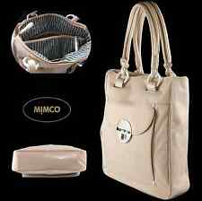 MIMCO LUCID TOTE SHOPPER BAG in NUDE  LIGHTWEIGHT LUXURIOUS rrp$249 **RARE**BNWT