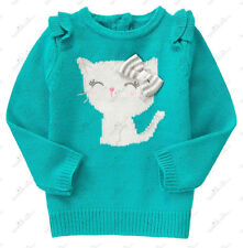 Gymboree Pullovers (Newborn - 5T) for Girls