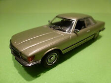 MINICHAMPS  MERCEDES BENZ  280 500 SLC - 1971 1981 - 1:43 - SELTEN - EXCELLENT