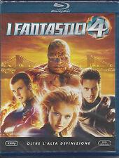 Blu Ray I FANTASTICI 4 - (2005)  ......NUOVO