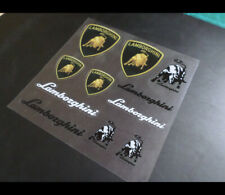 lamborghini interior small Stickers Set